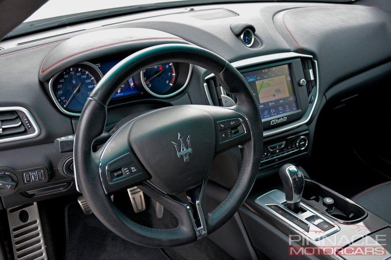 For Sale 2015 Maserati Ghibli