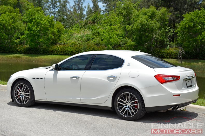 For Sale 2015 Maserati Ghibli
