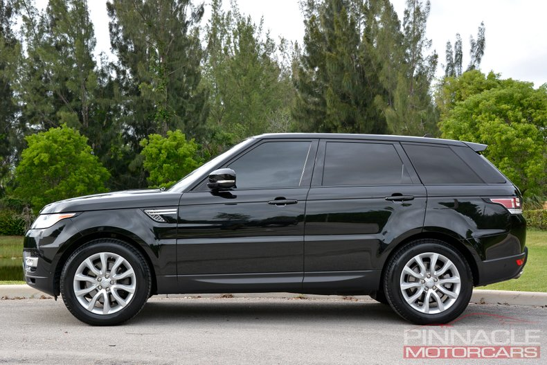 For Sale 2016 Land Rover Range Rover Sport