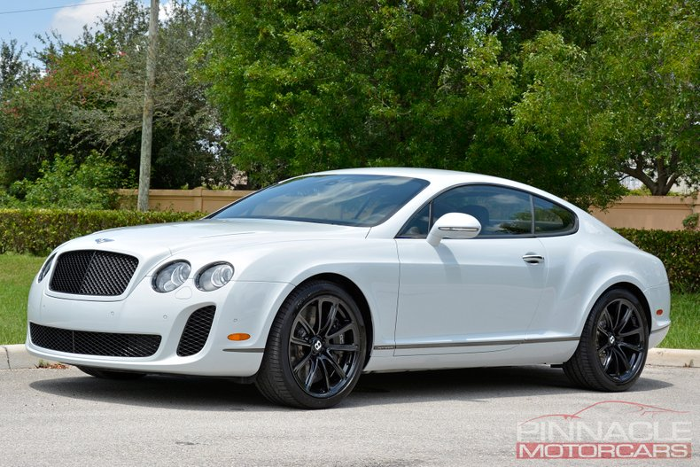 For Sale 2010 Bentley Continental Supersports