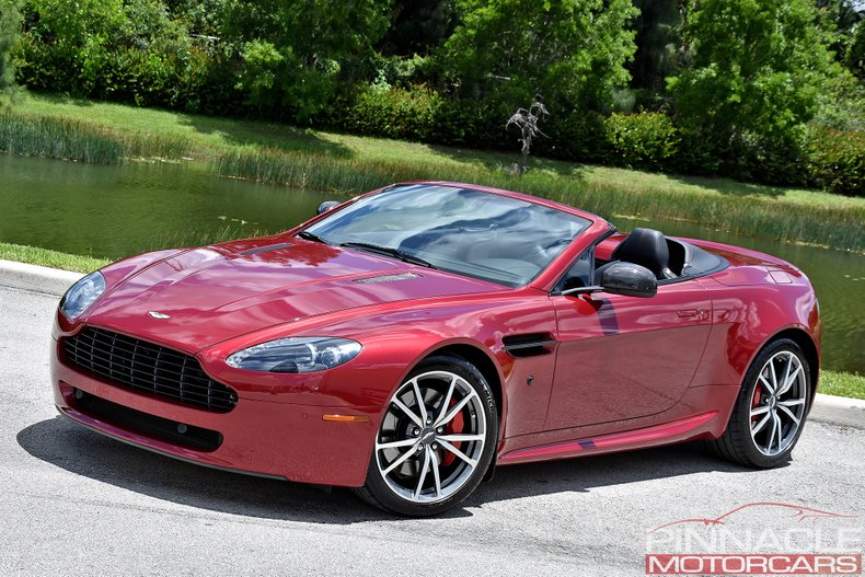 For Sale 2010 Aston Martin Vantage