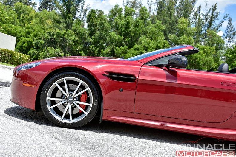 For Sale 2010 Aston Martin Vantage