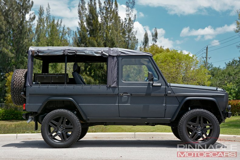 For Sale 1991 Mercedes-Benz G230 4x4 8-Passenger Custom