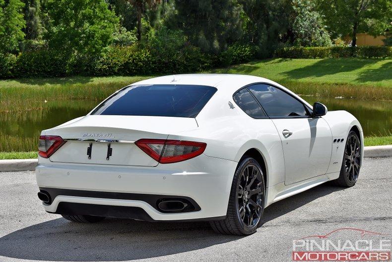 For Sale 2014 Maserati Gran Turismo