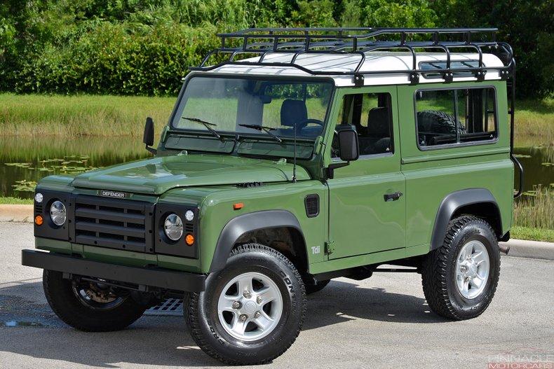 1992 Land Rover Defender For Sale