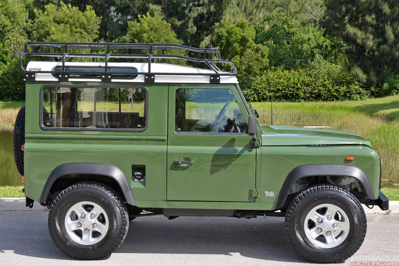 For Sale 1992 Land Rover Defender