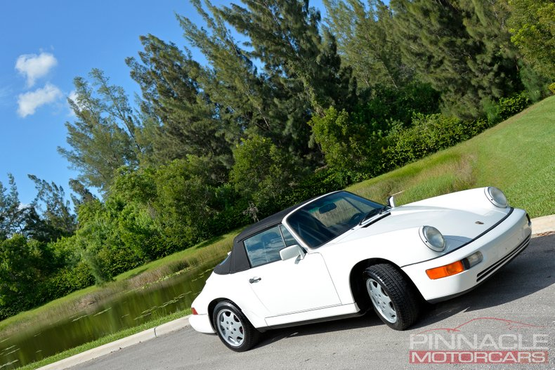 For Sale 1991 Porsche 911 Carrera