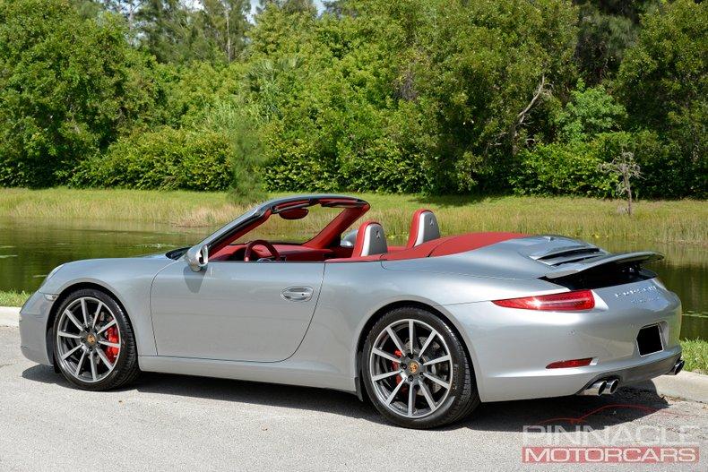 For Sale 2013 Porsche 911