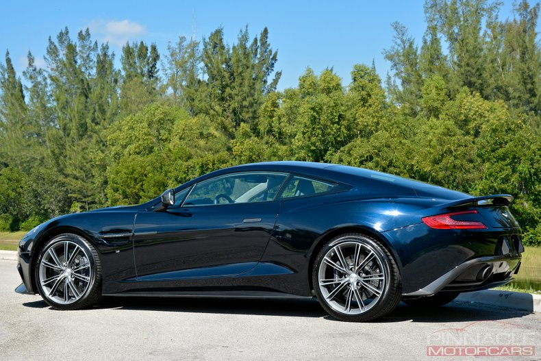 For Sale 2017 Aston Martin Vanquish
