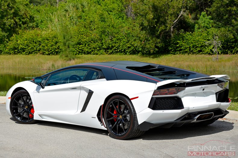 For Sale 2016 Lamborghini Aventador