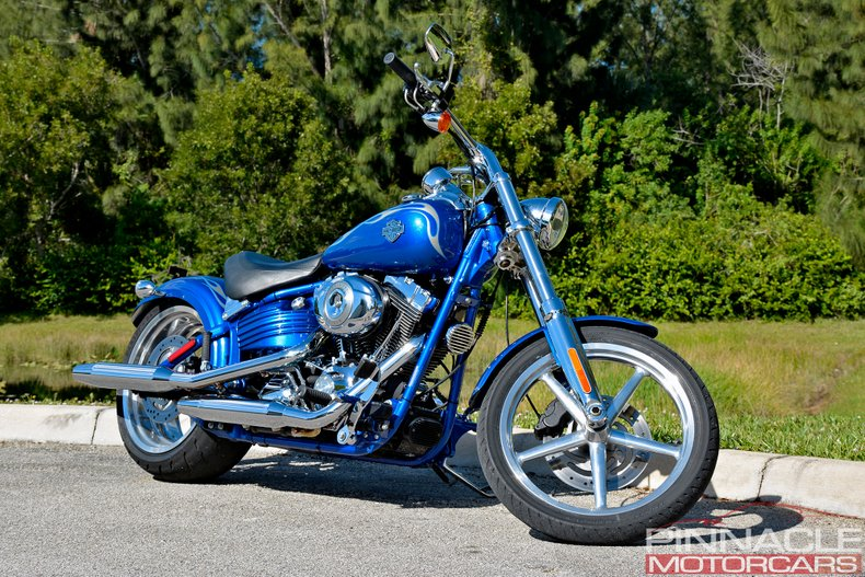 For Sale 2009 Harley Davidson Softail Rocker C