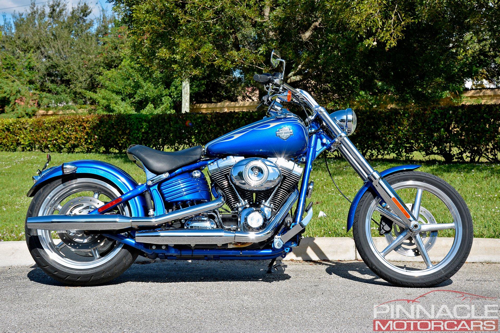 2009 Harley Davidson Softail Rocker C