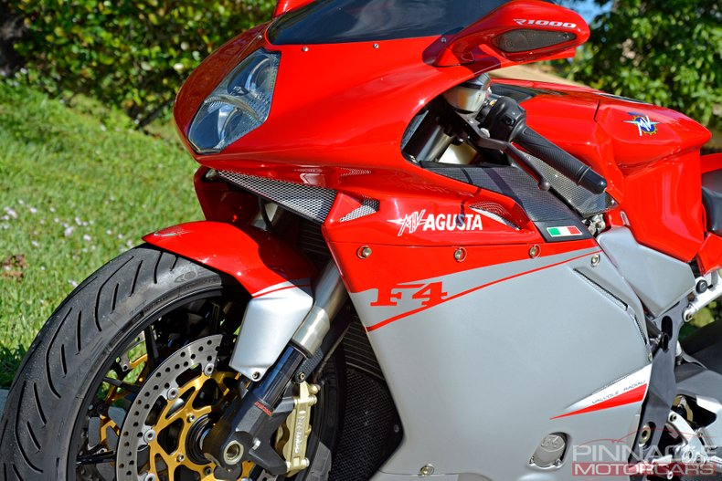For Sale 2007 MV Agusta F4 1000R