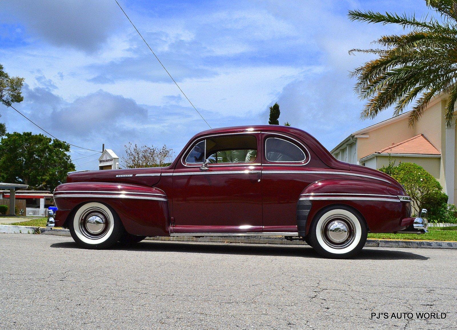 1947 mercury eight