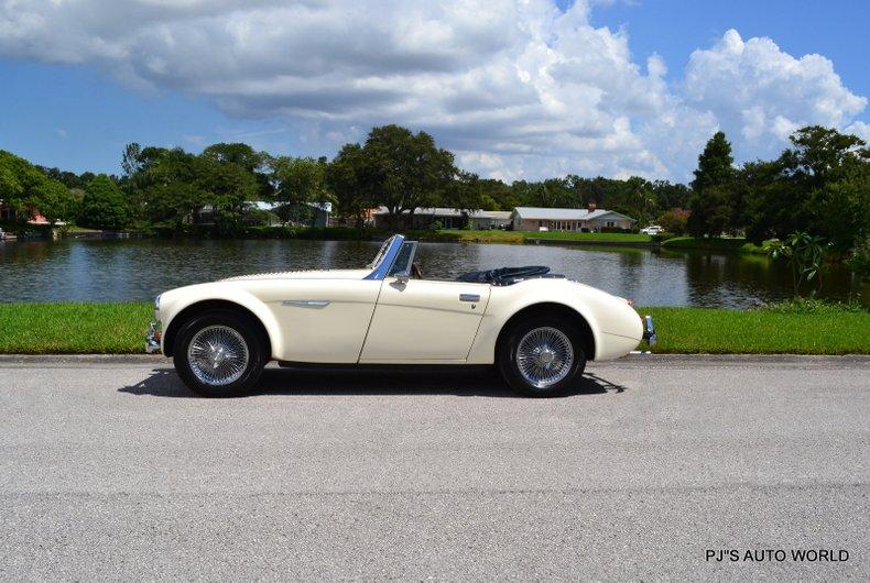 1962 Austin-Healey 3000 For Sale
