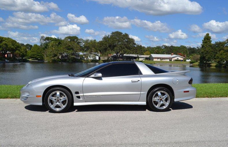 2002 Pontiac Trans Am For Sale