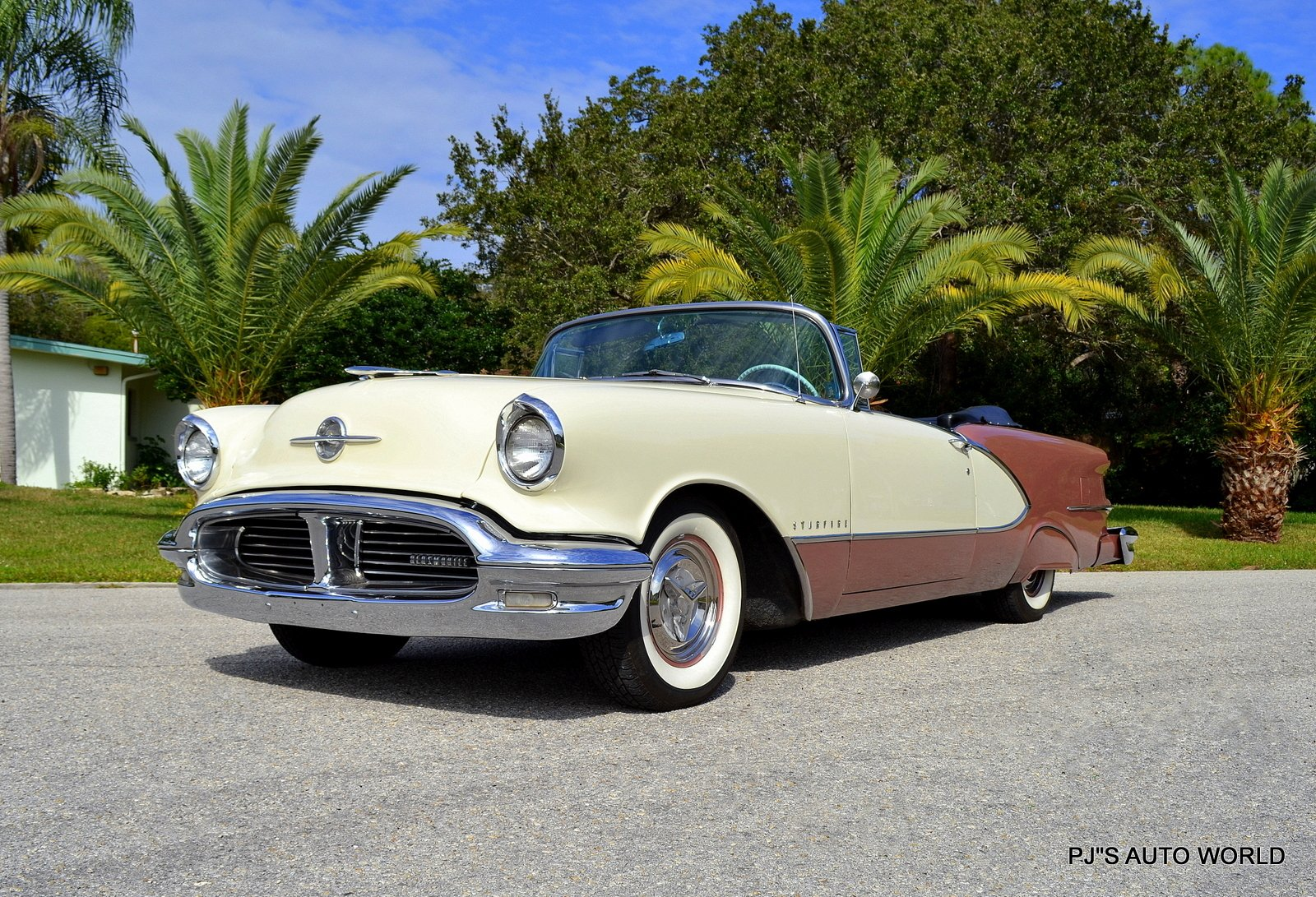 1956 oldsmobile ninety eight