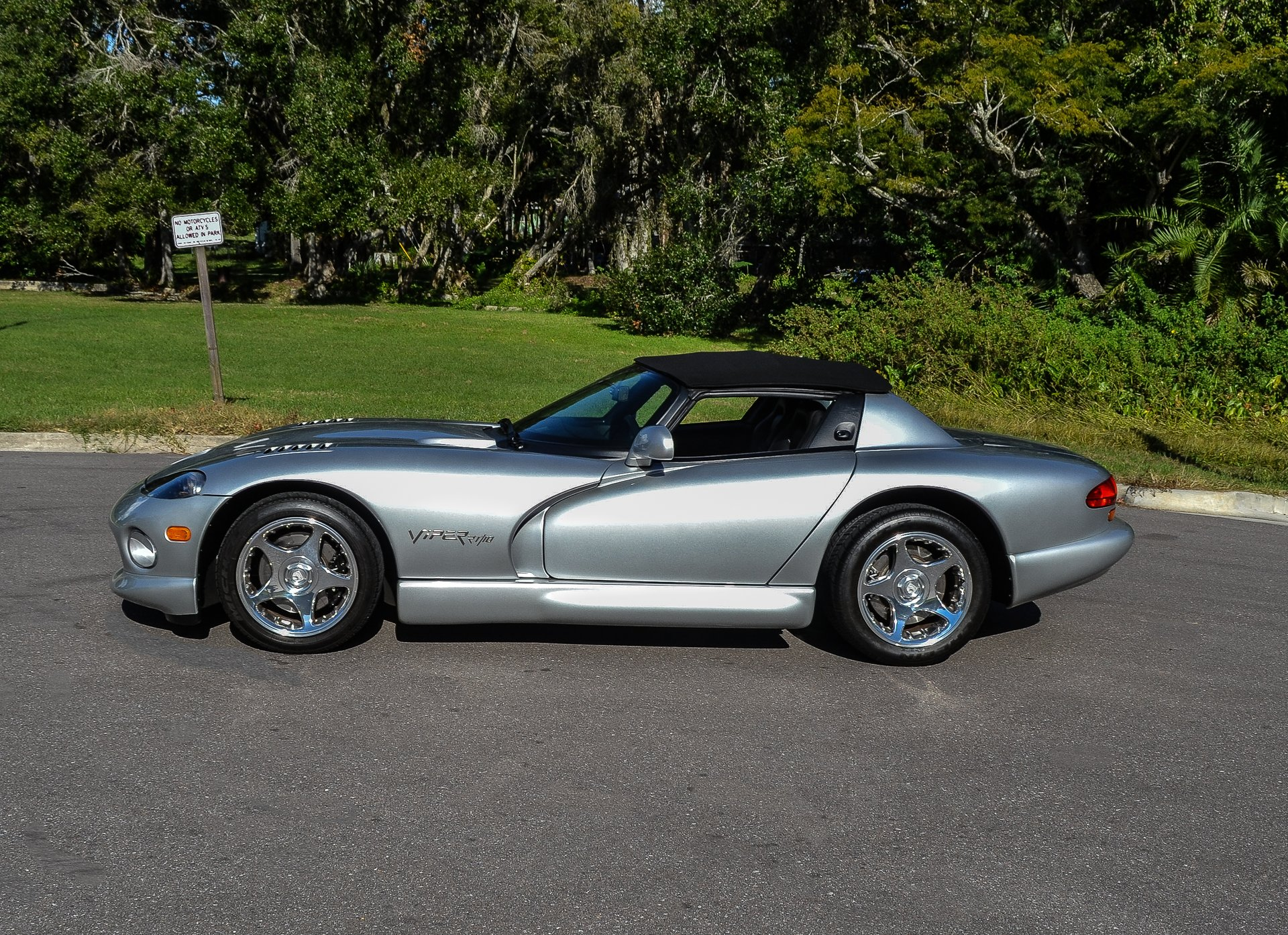 1998 dodge viper 2dr rt 10 convertible