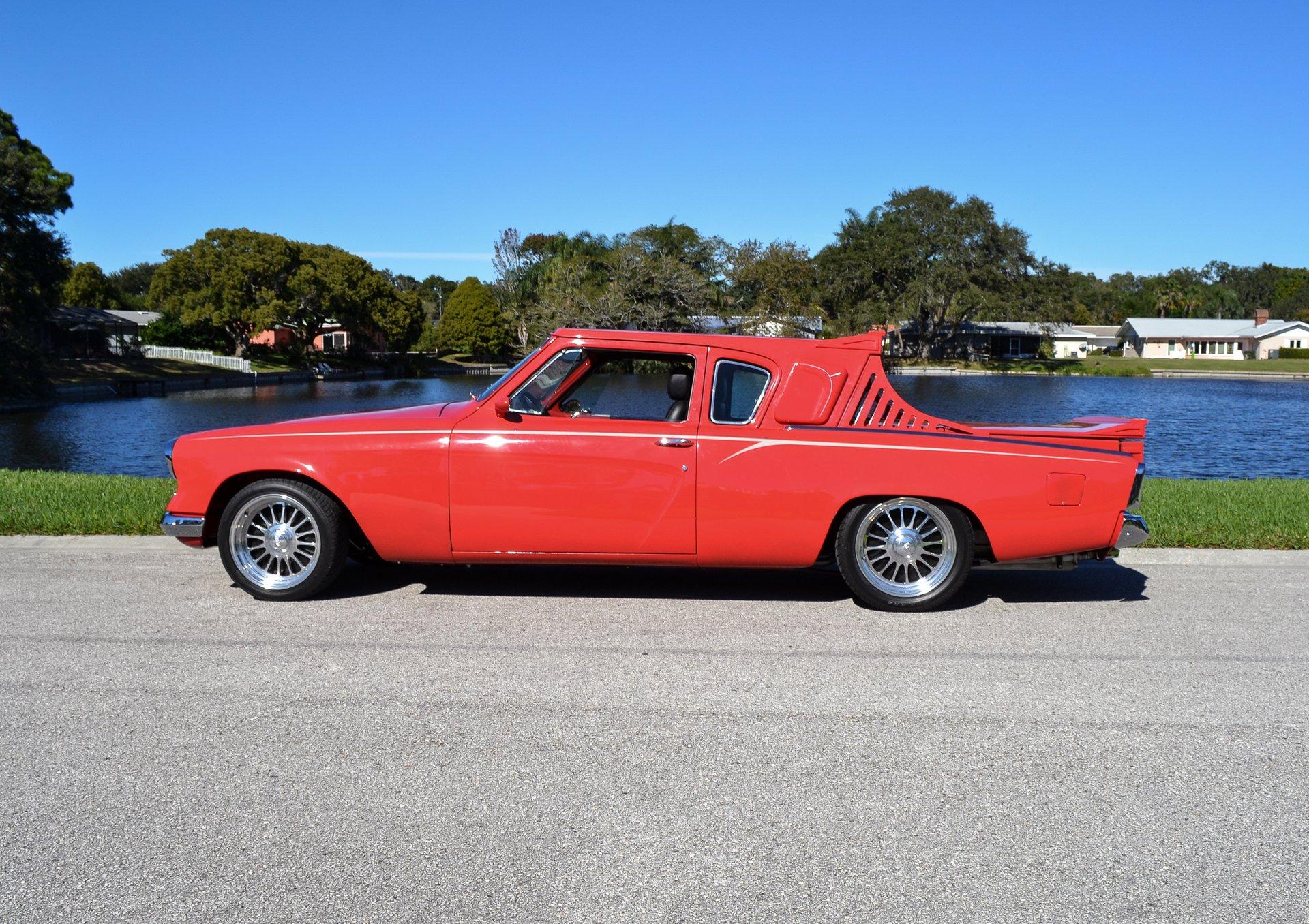 1955 studebaker custom