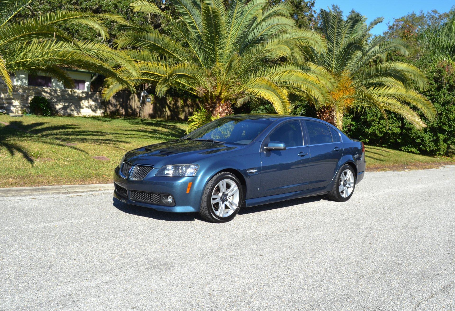 2009 Pontiac G8 For Sale 110031 Mcg