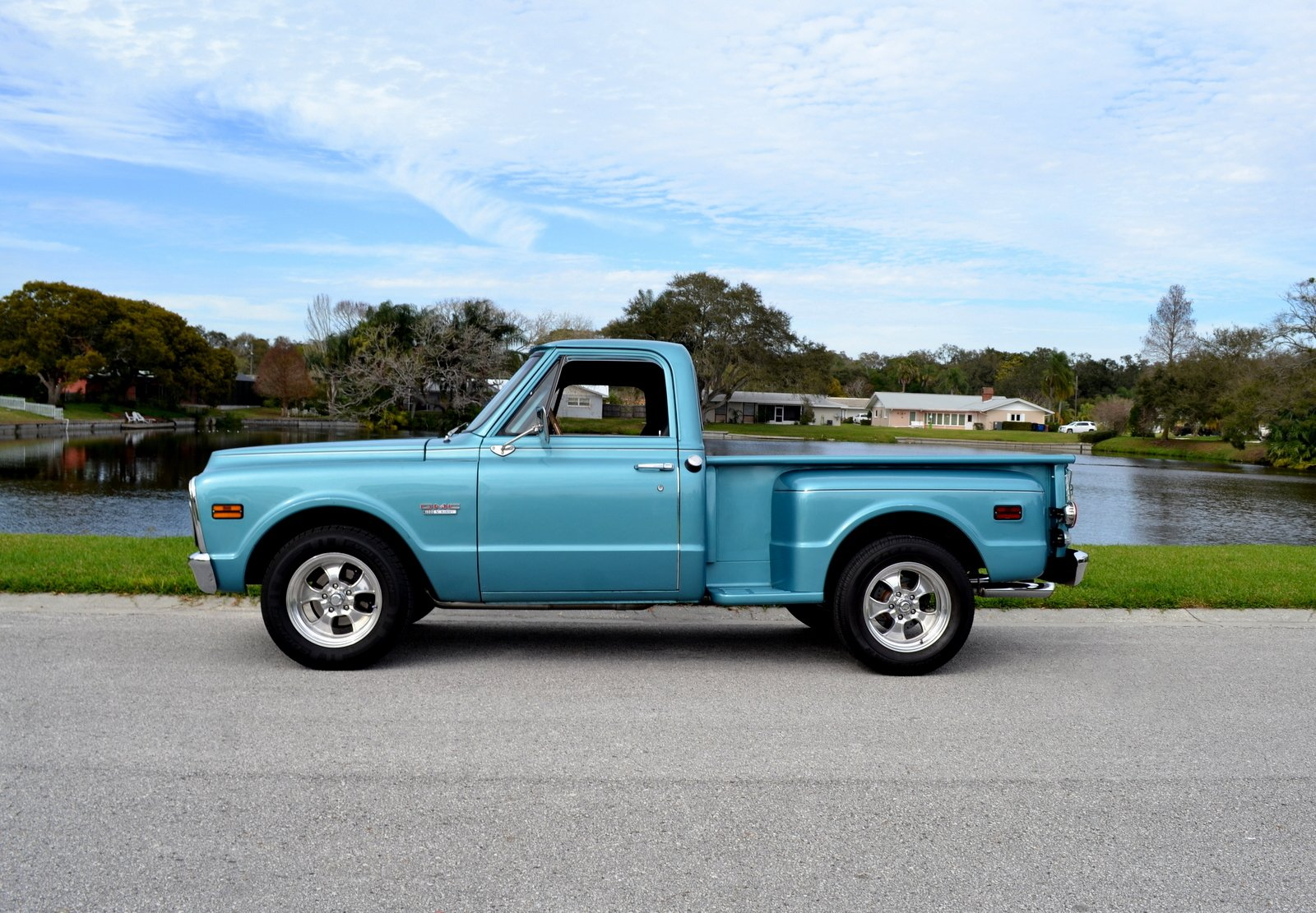 1969 Gmc Pickup Pj S Auto World Classic Cars For Sale