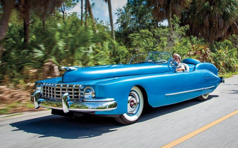 1948 Mercury Templeton Saturn For Sale