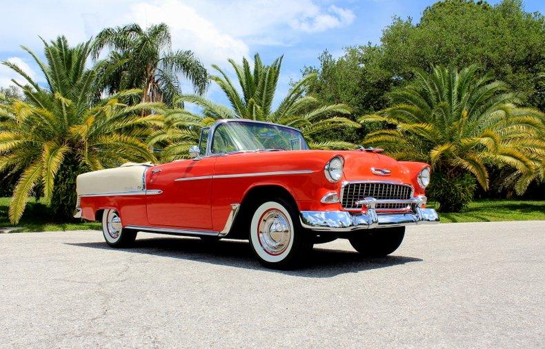 1955 Chevrolet Bel Air Pj S Autoworld