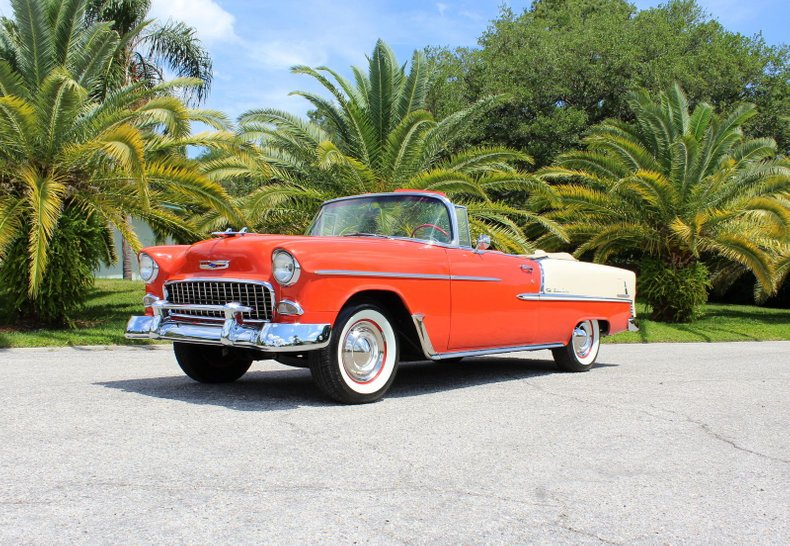 1955 Chevrolet Bel Air For Sale