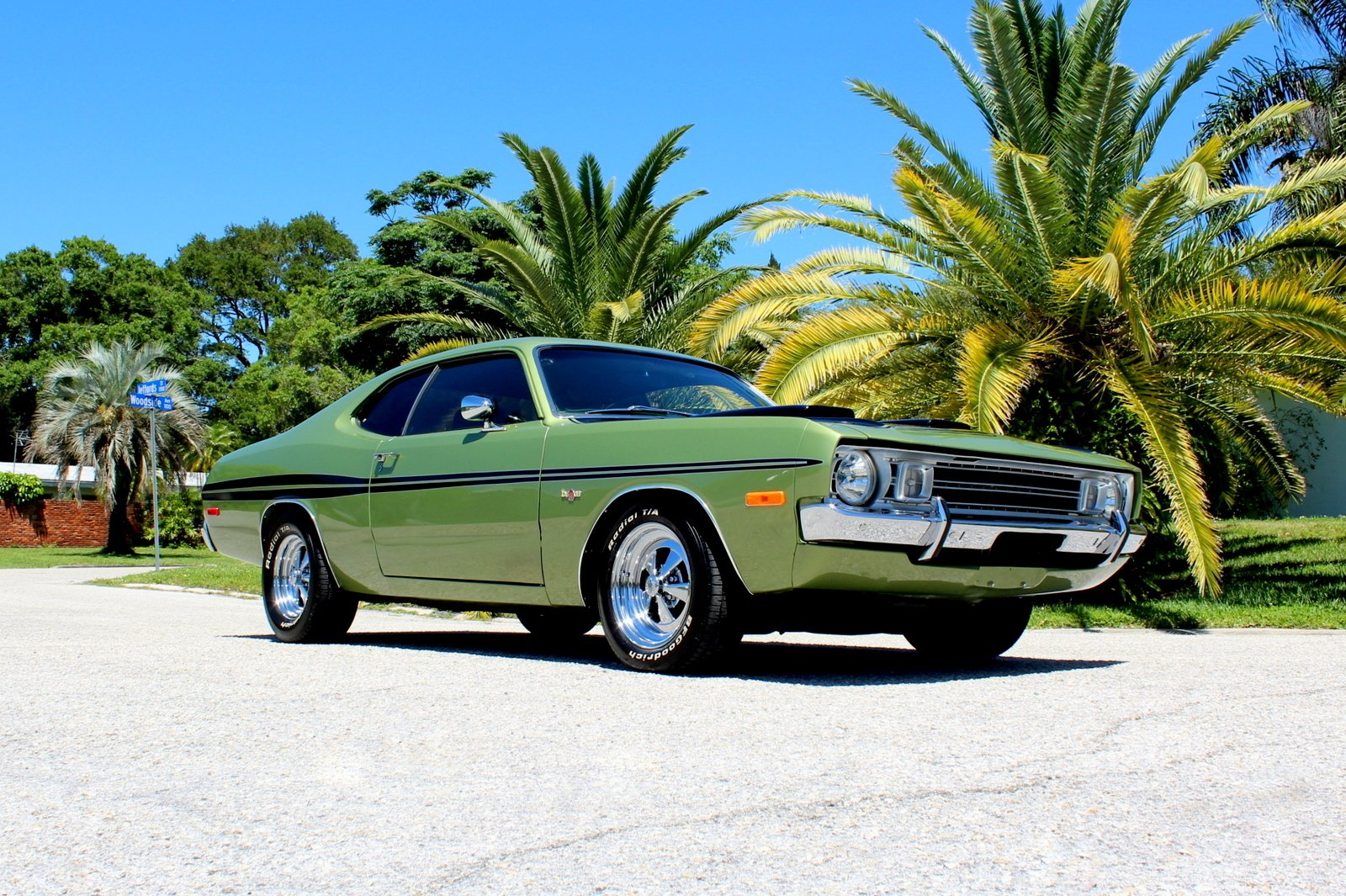 1972 Dodge Demon | PJ's Autoworld