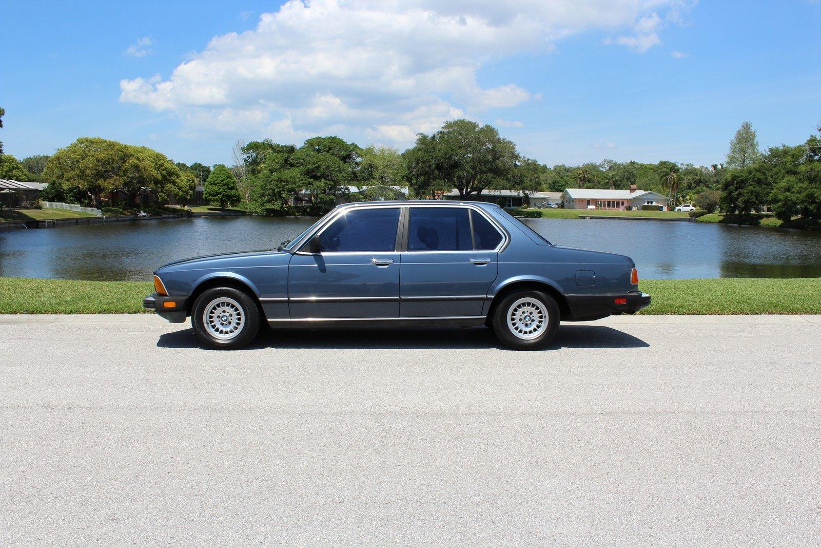 1984 bmw 7 series