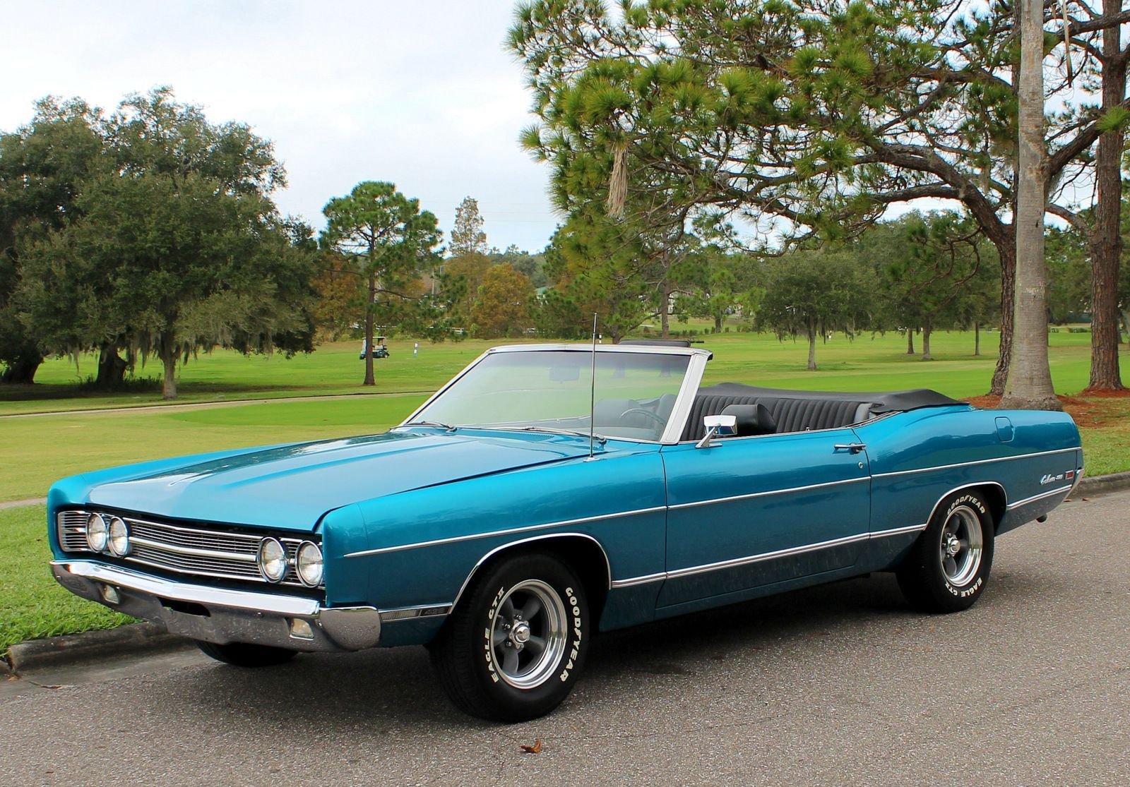 1969 ford galaxie convertible