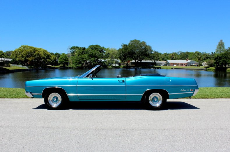 1969 Ford Galaxie For Sale