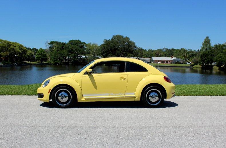 2012 Volkswagen Beetle For Sale