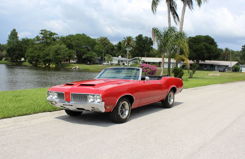 1970 Oldsmobile Cutlass For Sale