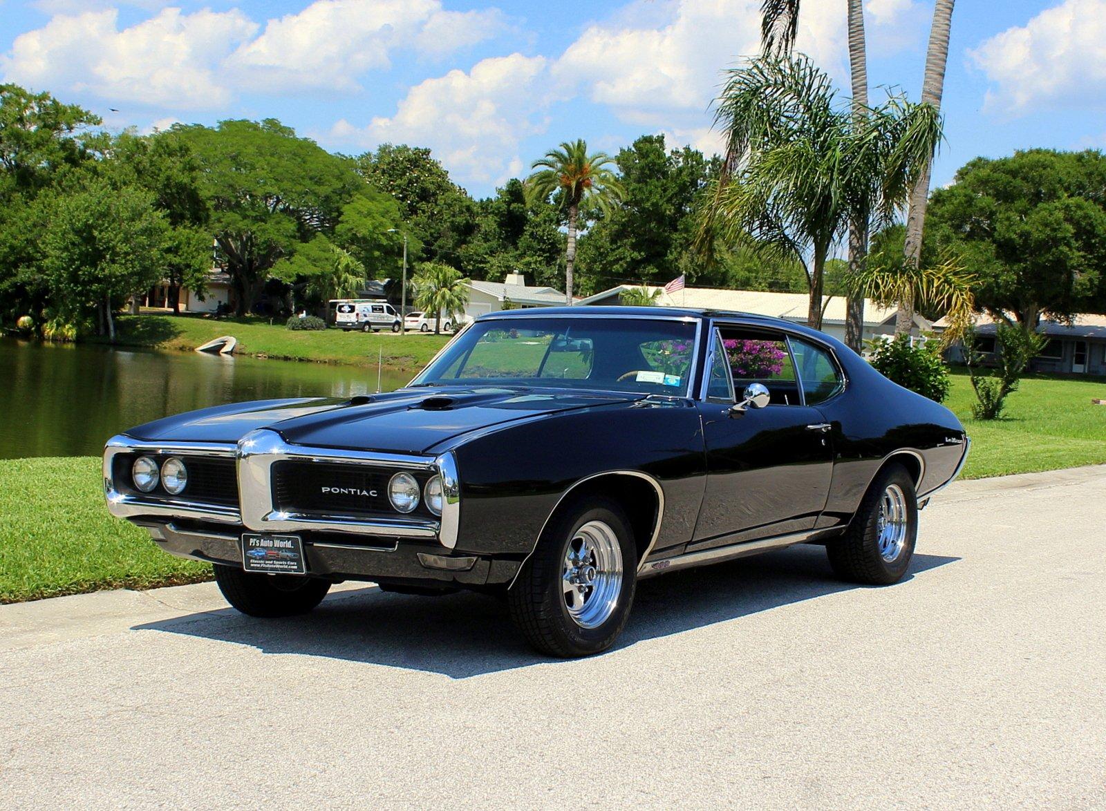 1968 Pontiac LeMans | PJ's Autoworld