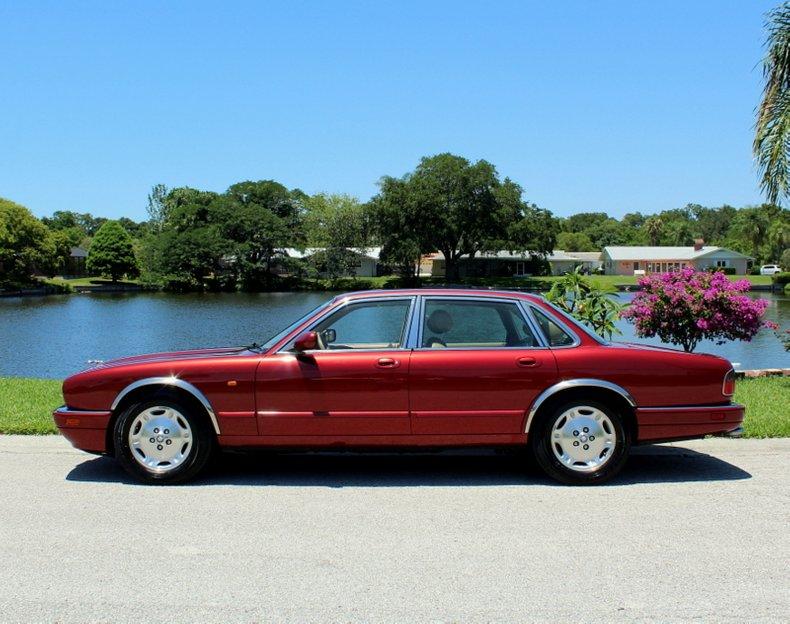 1995 Jaguar XJ For Sale