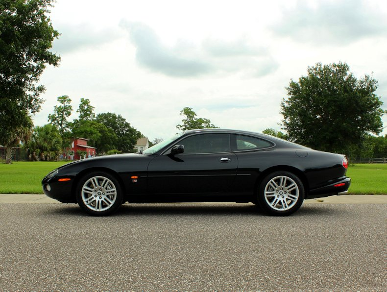 2003 Jaguar XKR For Sale
