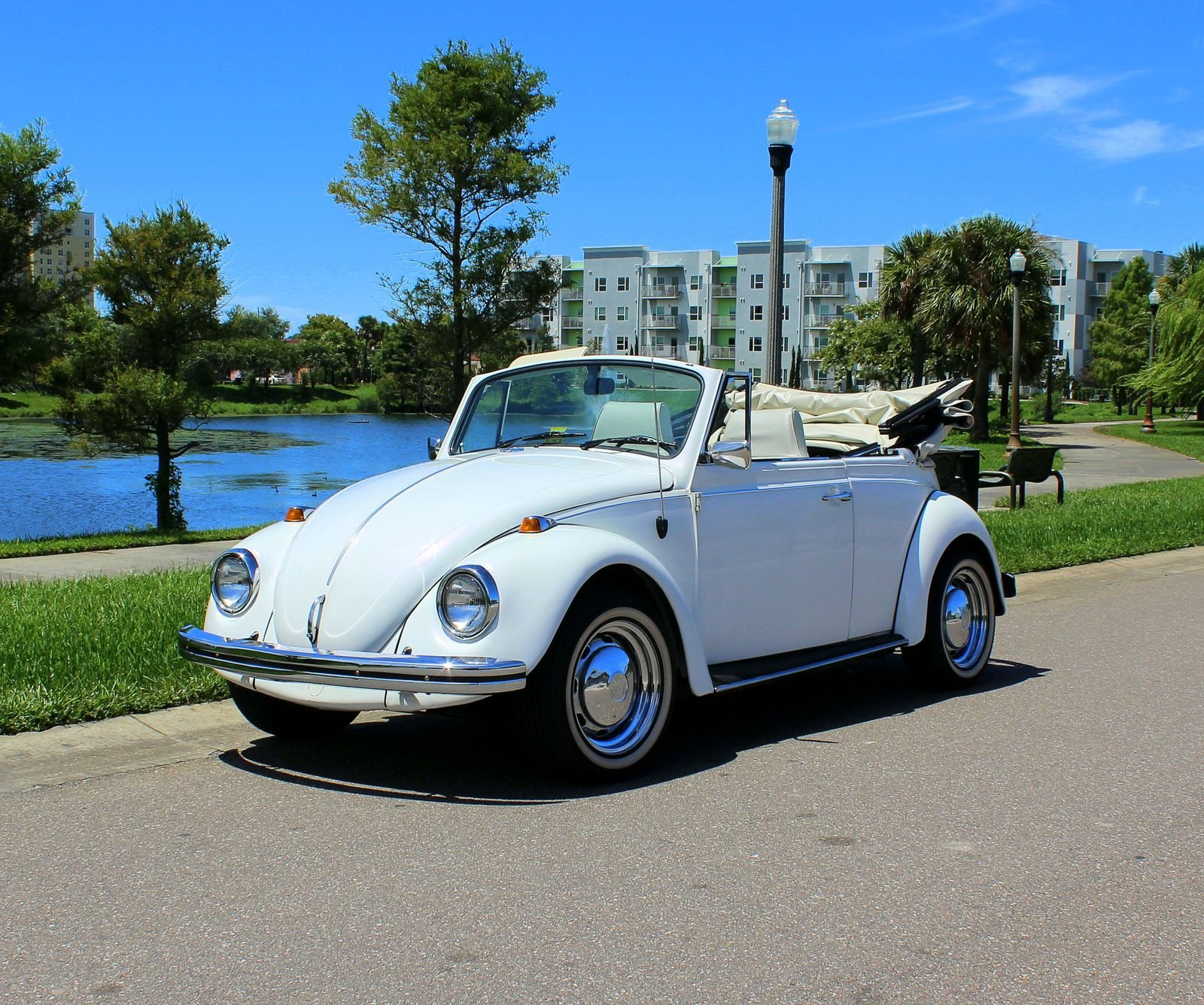 1969 Volkswagen Beetle Pj S Auto World Classic Cars For Sale