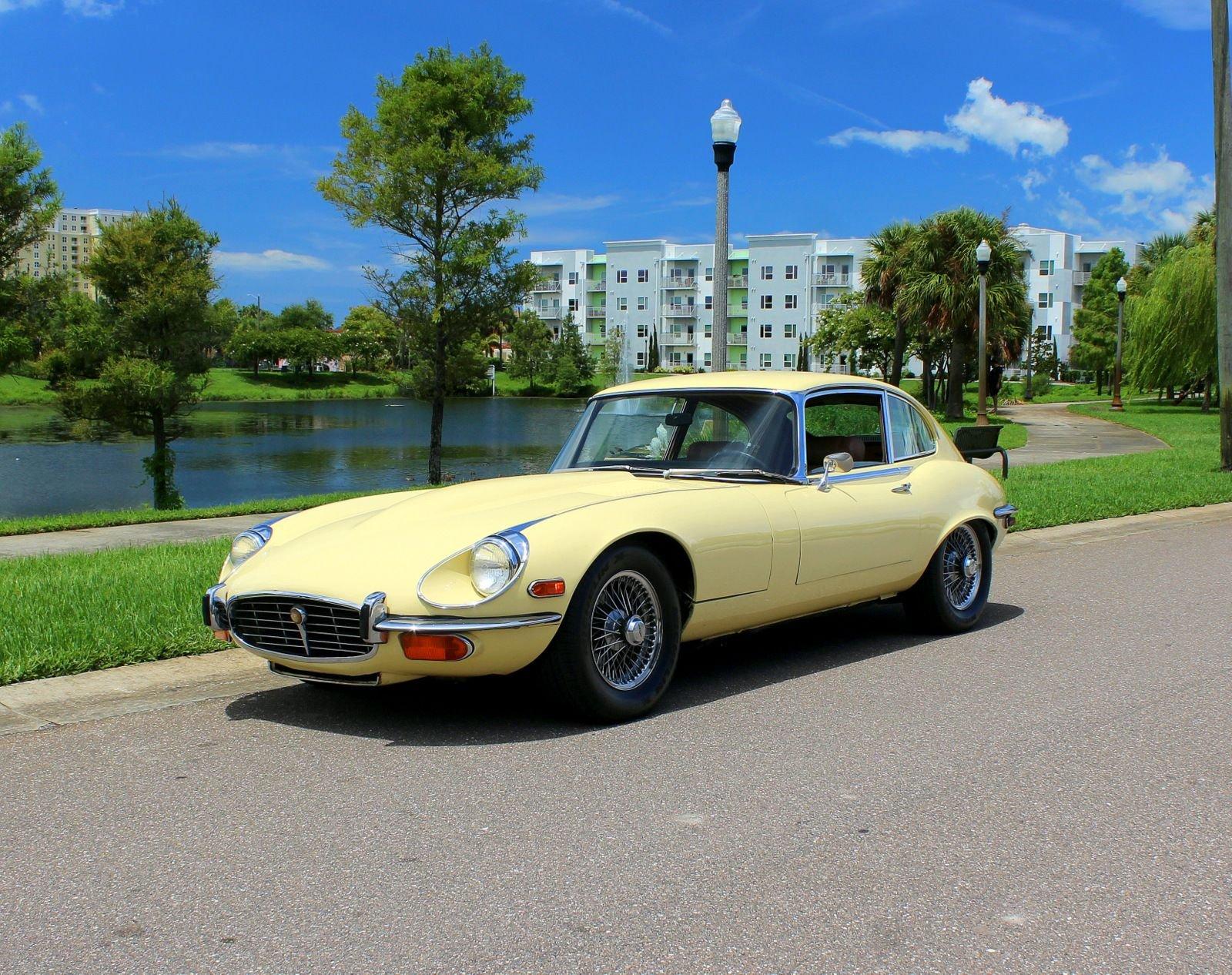 1971 jaguar xke e type series iii