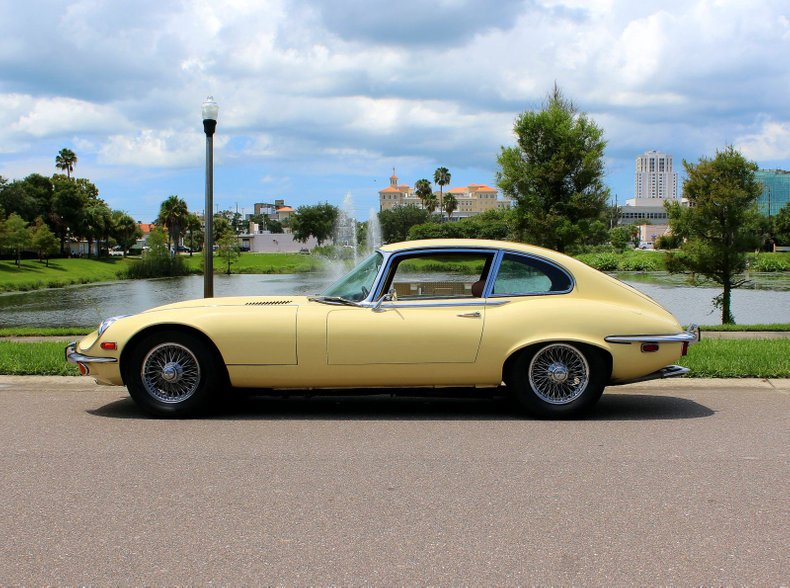 1971 Jaguar XKE For Sale