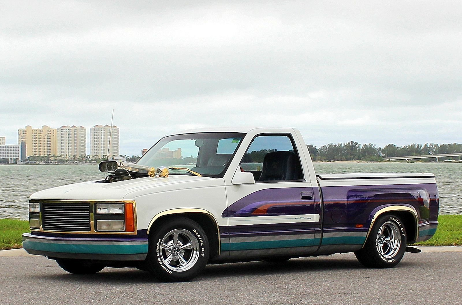 1993 gmc sierra 1500 custom pickup truck