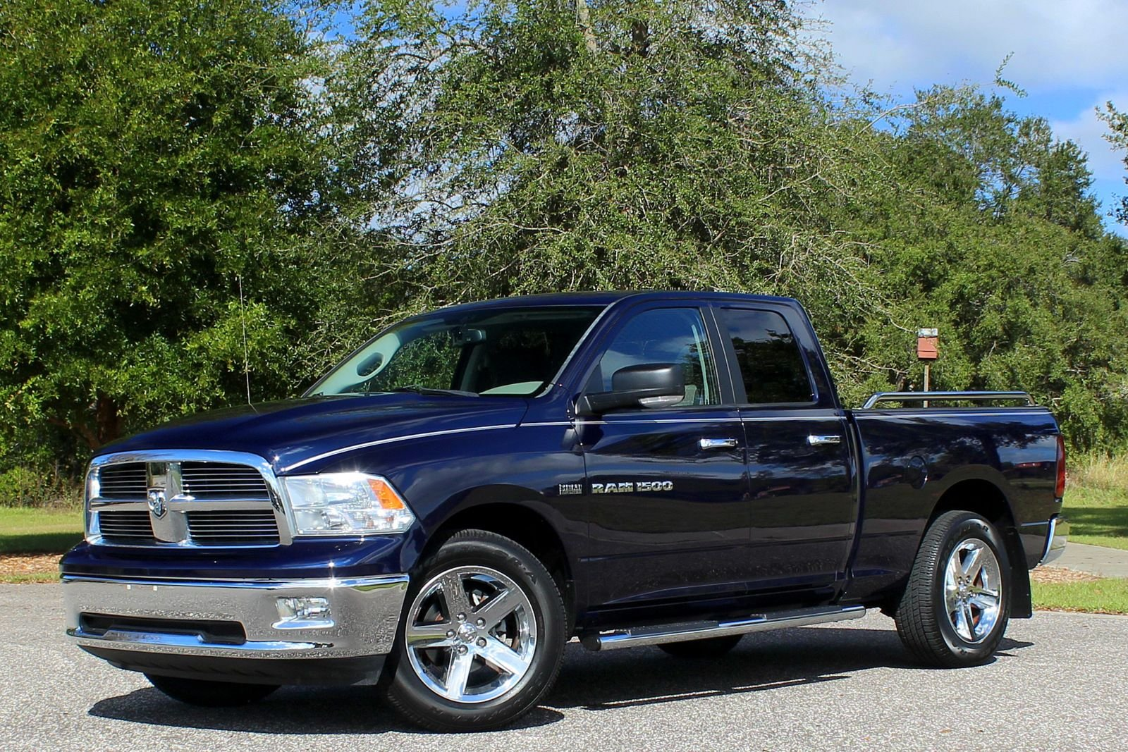 2012 dodge ram big horn pickup