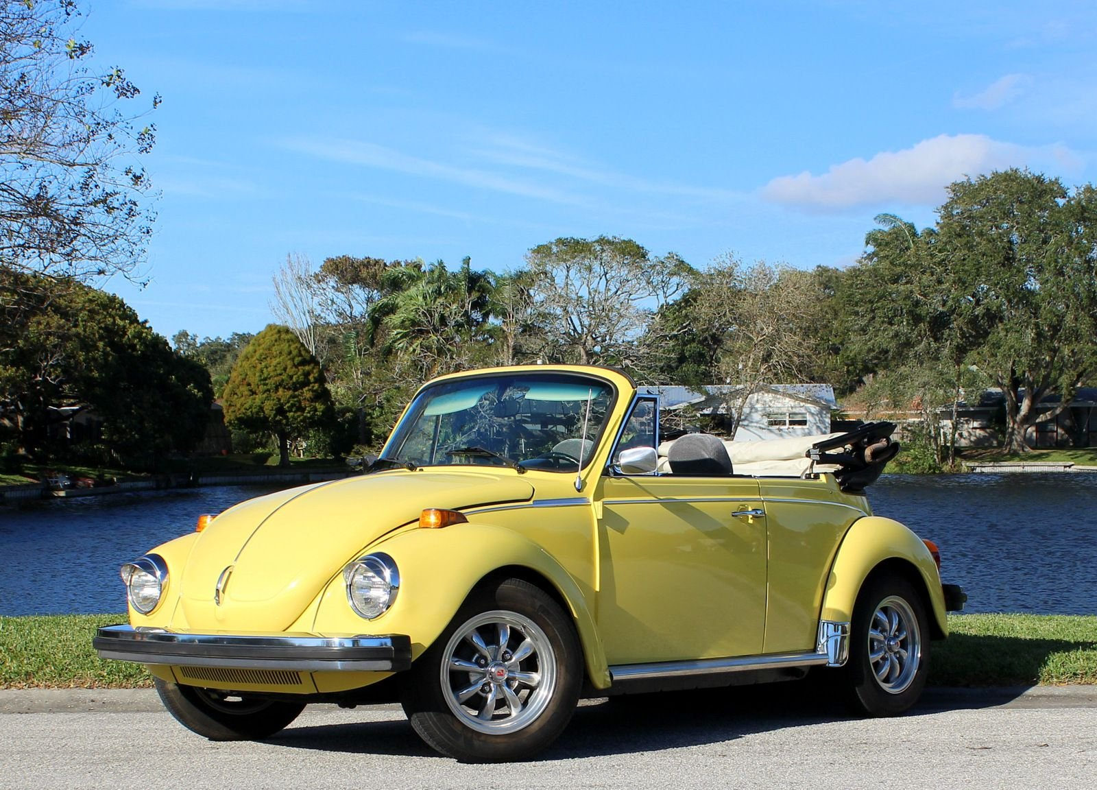 1978 Volkswagen Beetle Pj S Auto World Classic Cars For Sale