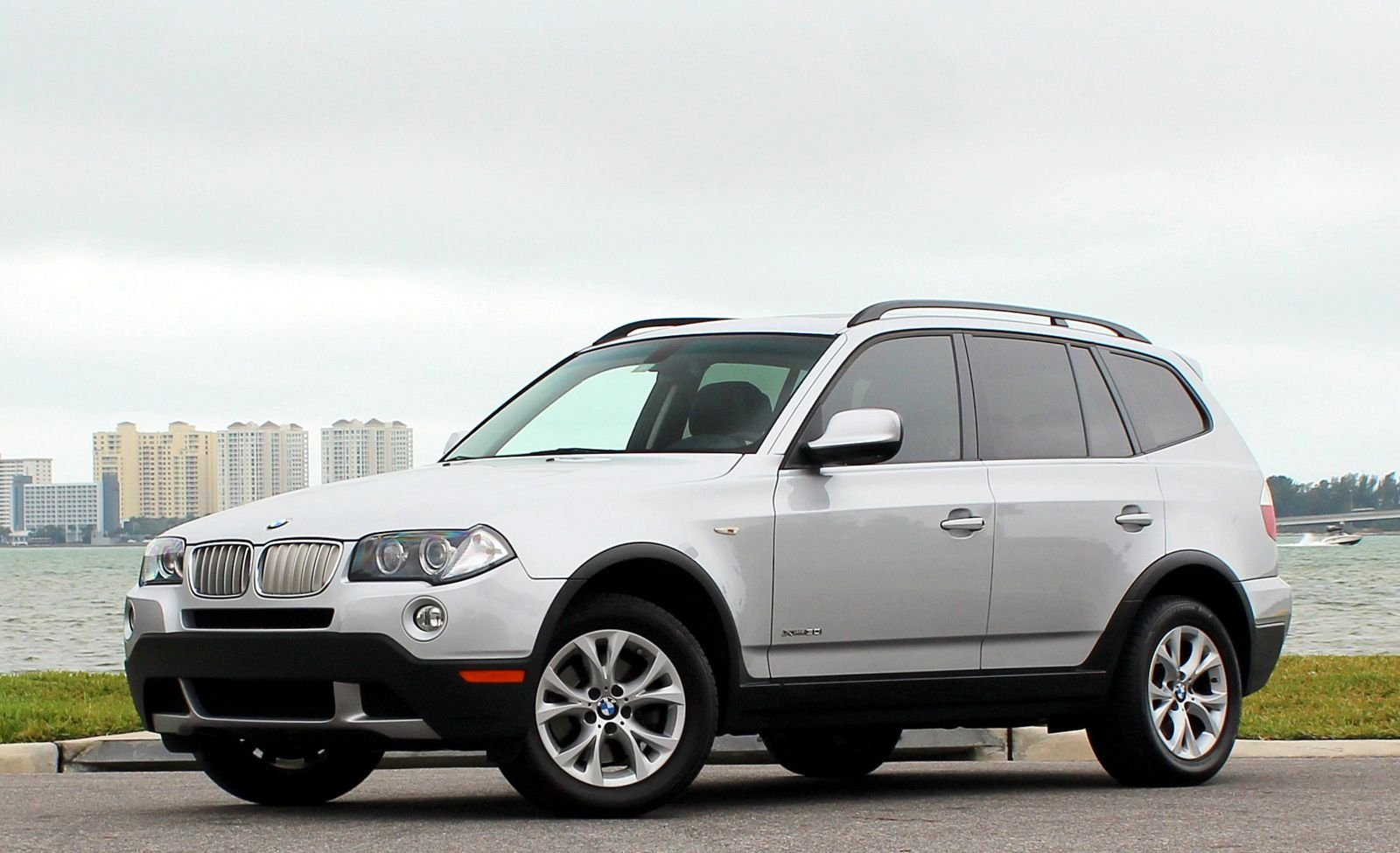 2010 bmw x3 xdrive30i awd