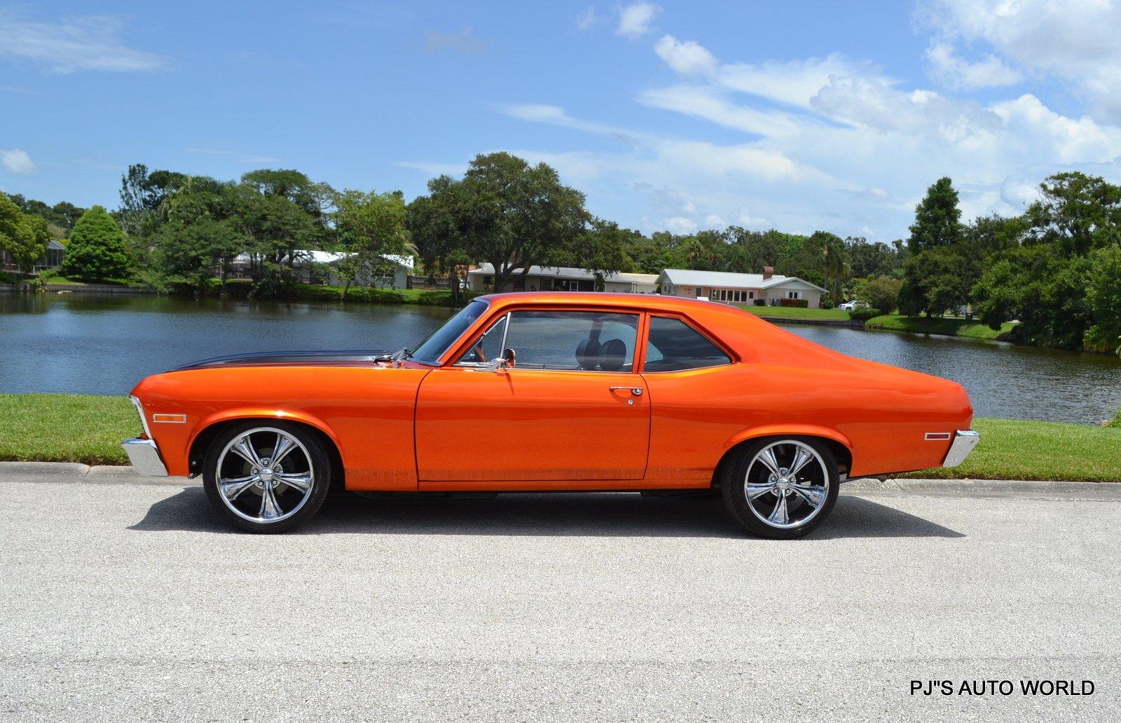 1972 chevrolet nova custom