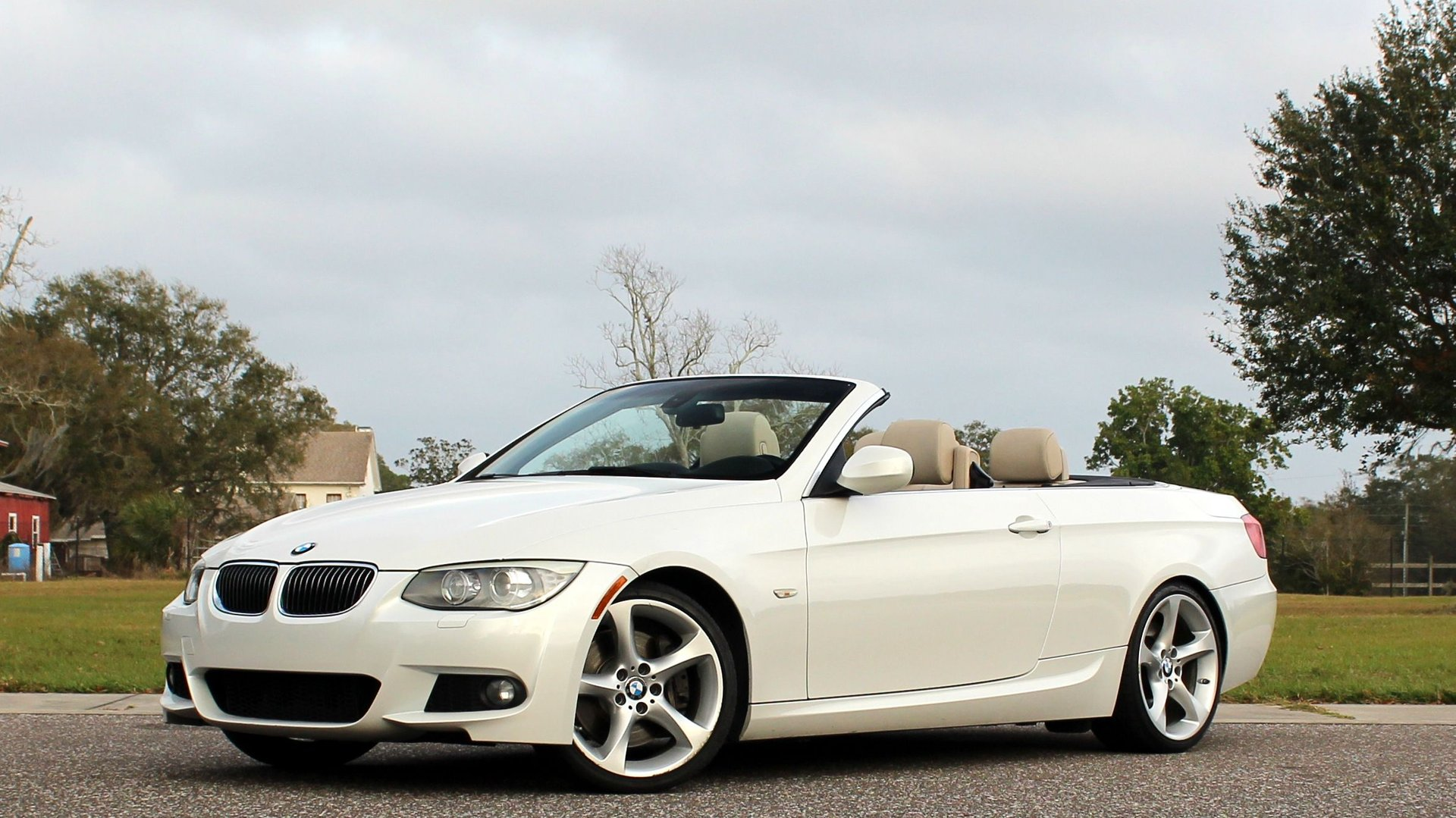 2012 bmw 3 series 2dr conv 335i