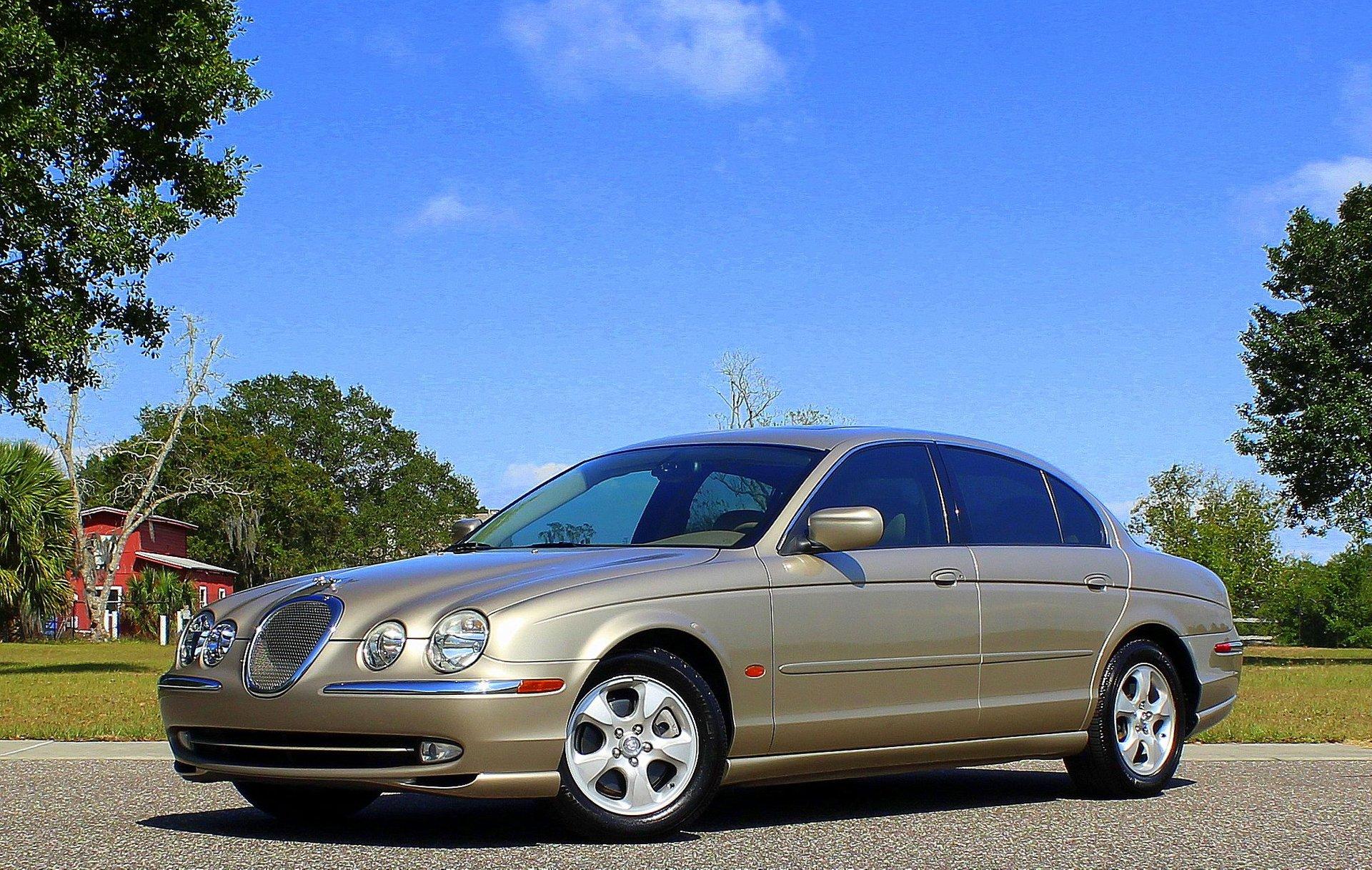 2000 jaguar s type