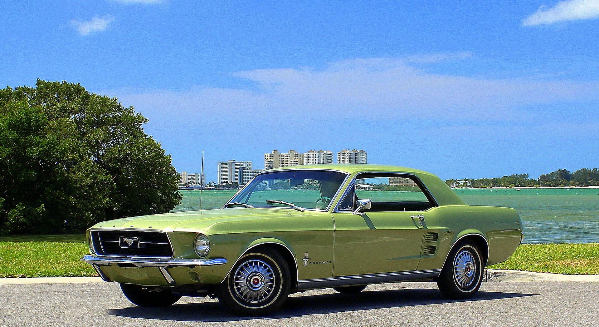 1967 ford mustang s code