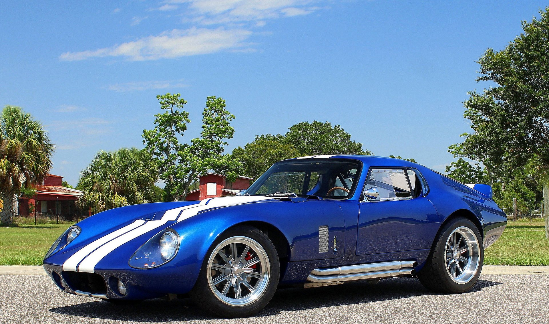 1965 Shelby Daytona Coupe Replica