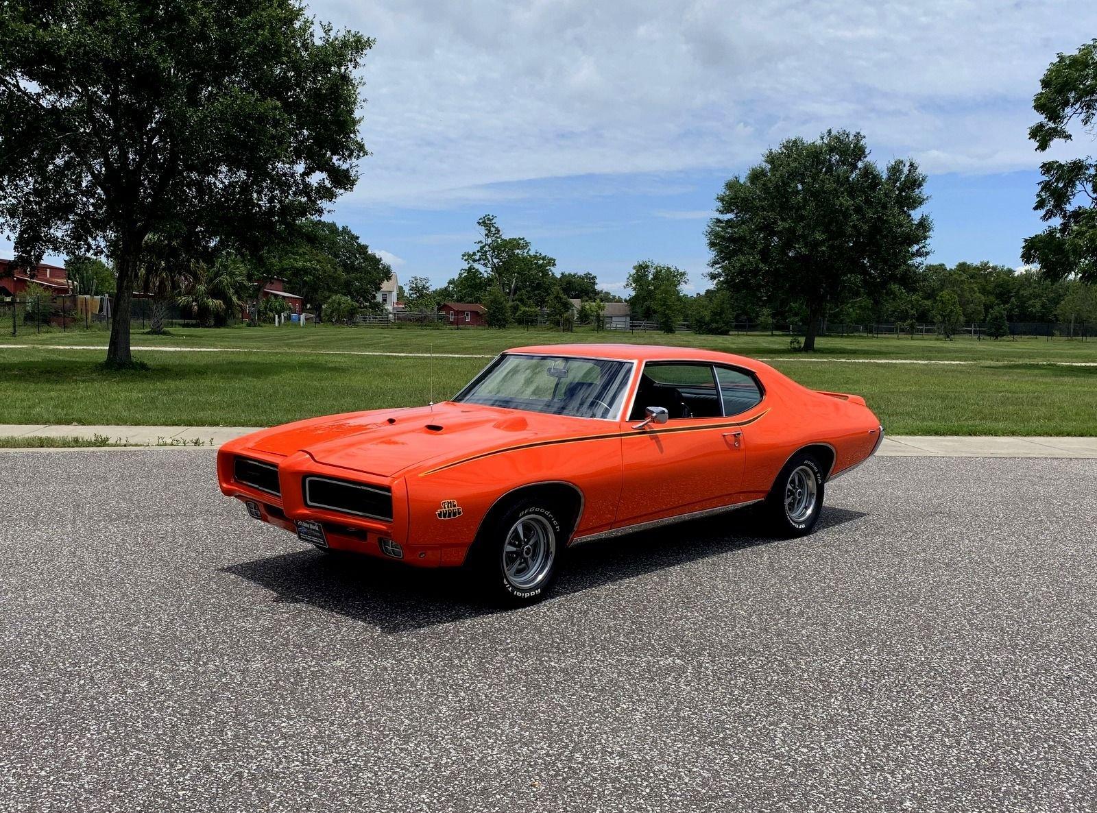 1969 Pontiac Gto Pj S Auto World Classic Cars For Sale